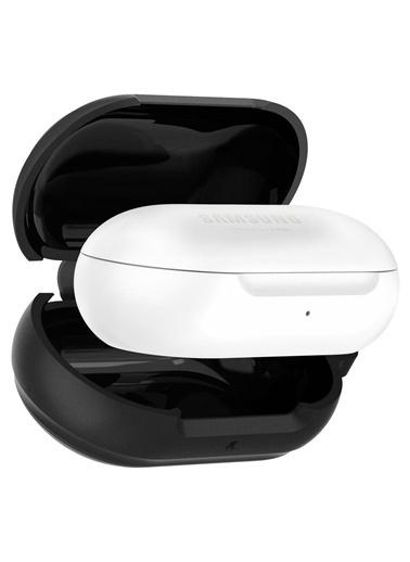 Spigen Galaxy Buds | Buds+ Kulaklık Kılıfı, Silicone Fit Siyah
